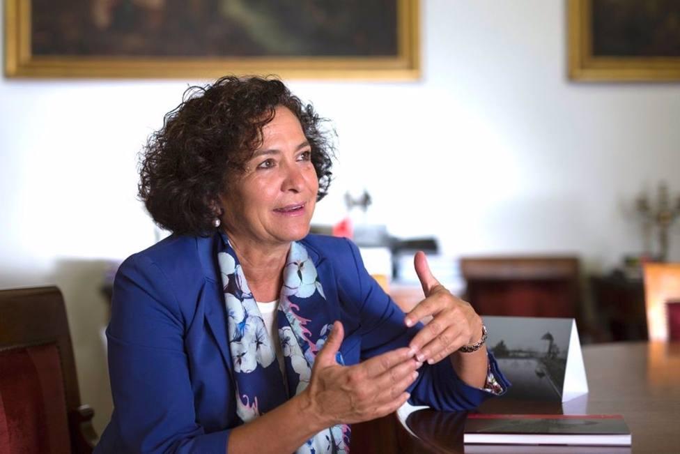 Granada.- La rectora de la UGR confía en llegar a una presencialidad total en las aulas en pocas semanas
