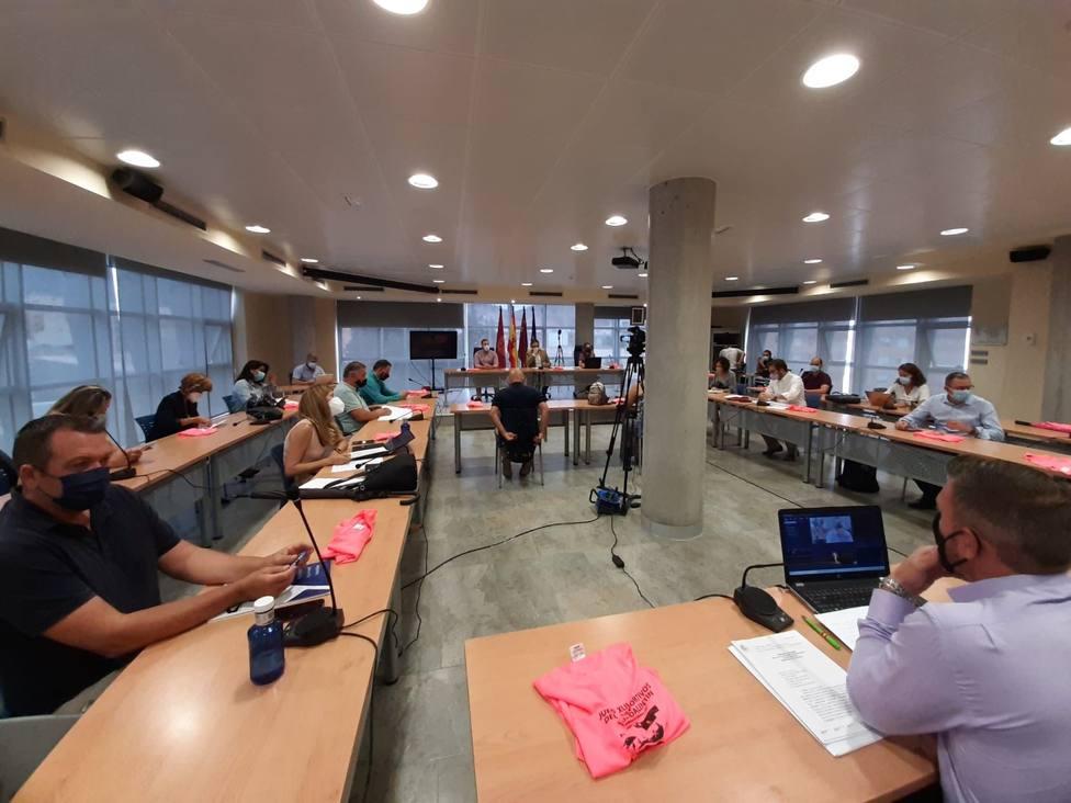 Lorca se adhiere al Fondo de Impulso Económico para devolver el dinero a Iberdrola