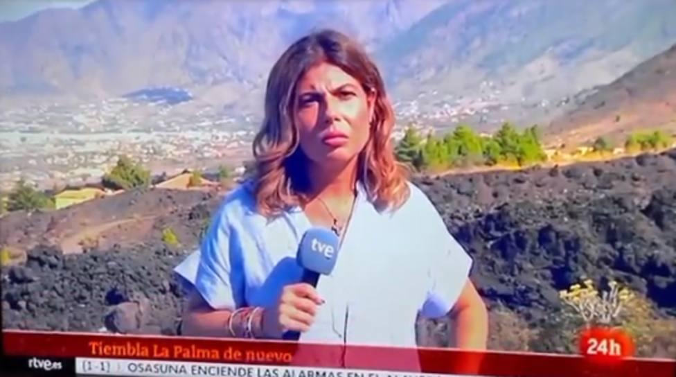 TVE LA PALMA
