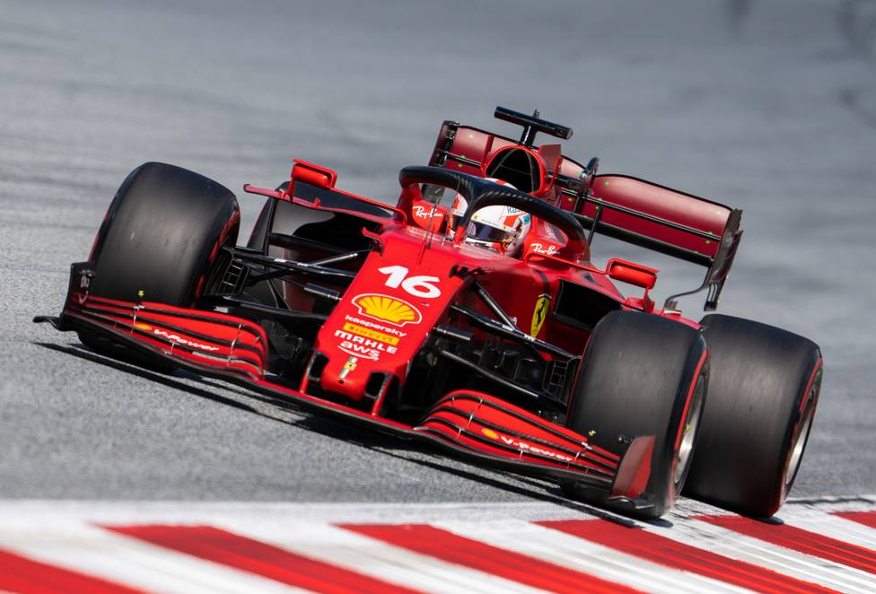 Formula One Styrian Grand Prix - 3rd practice
