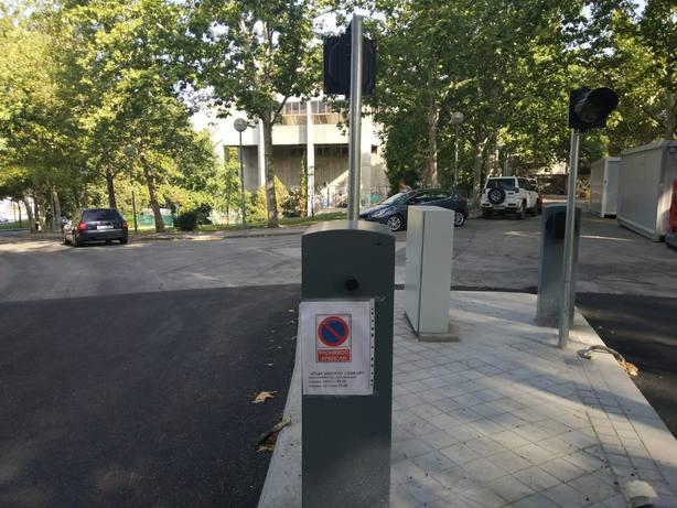 Se acabó aparcar gratis en la Complutense