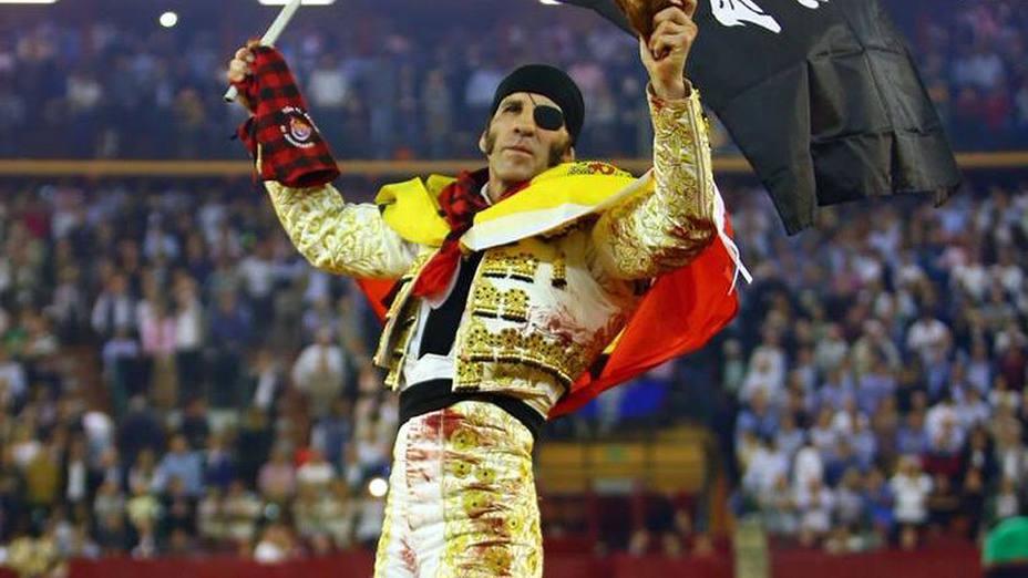 Juan José Padilla, último Premio Nacional de Tauromaquia