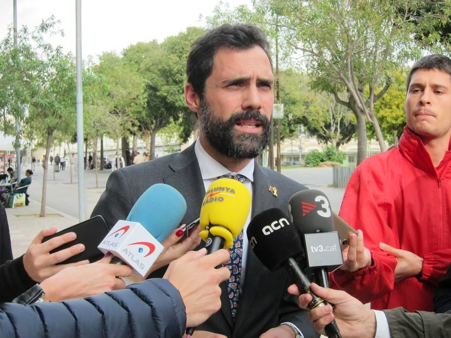 Torrent cree que la decisión del TS hunde todavía más la credibilidad del poder judicial español