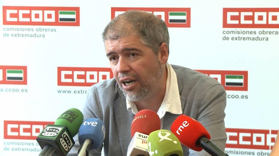Sordo (CC.OO.) llama a una acción concertada interinstitucional, incluida la UE, para rescatar a La Naval