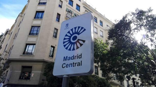 El Tribunal rechaza paralizar de forma cautelarísima Madrid Central, que entra este viernes en vigor