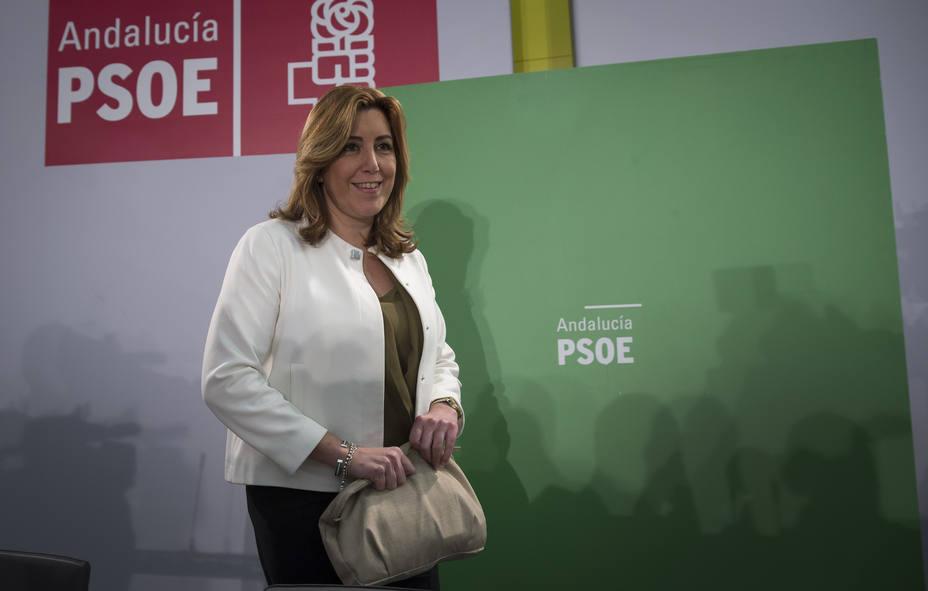 El PSOE andaluz pide a Díaz que intente formar gobierno