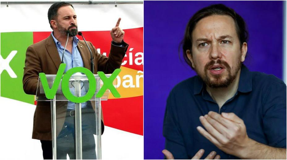 La advertencia de Santi Abascal contra Pablo Iglesias y los ultaizquierdistas psicópatas