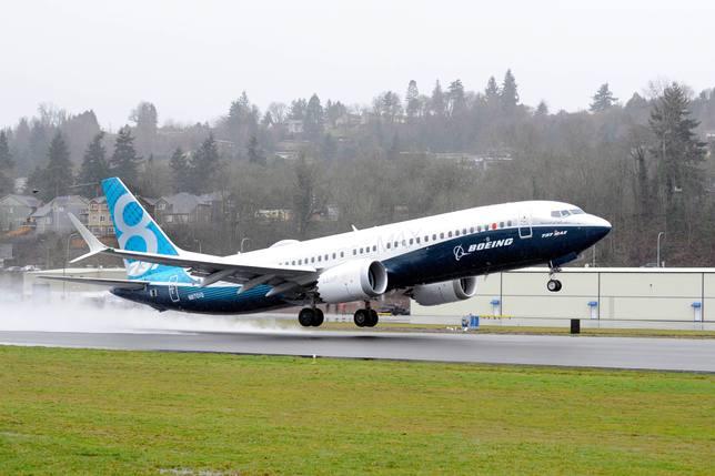 Boeing acumula una caída de más de un 12% en Bolsa esta semana tras las suspensiones al 737 MAX