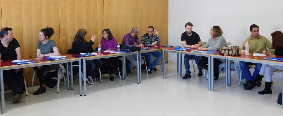 Los desempleados salmantinos trabajan en equipo para mejorar su empleabilidad