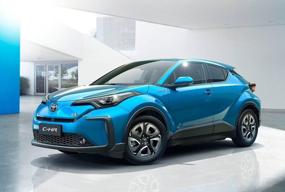 Toyota lanzará diez modelos 100% eléctricos entre 2020 y 2025
