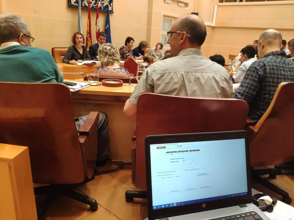Sorteo mesas elecciones municipales