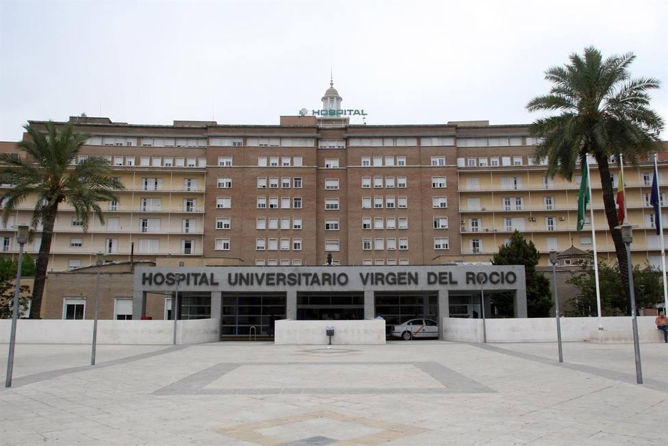 Hospital universitario Virgen del Rocio de sevilla