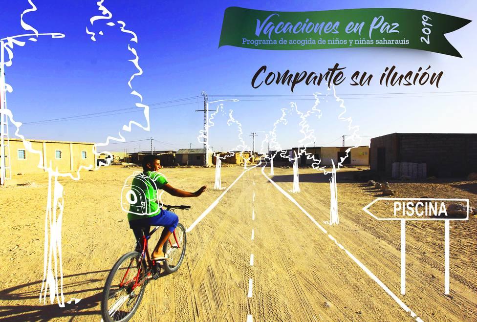 Faltan familias en España para acoger este verano a niños saharauis del programa Vacaciones en Paz, según CEAS Sáhara