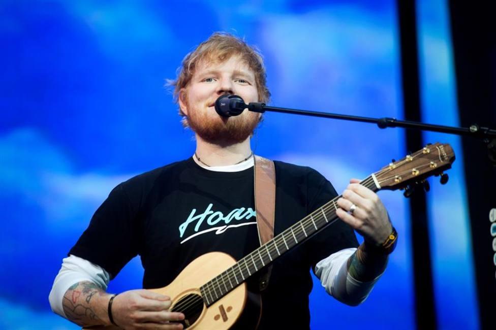 La voz y la guitarra de Ed Sheeran conquistan el Wanda Metropolitano