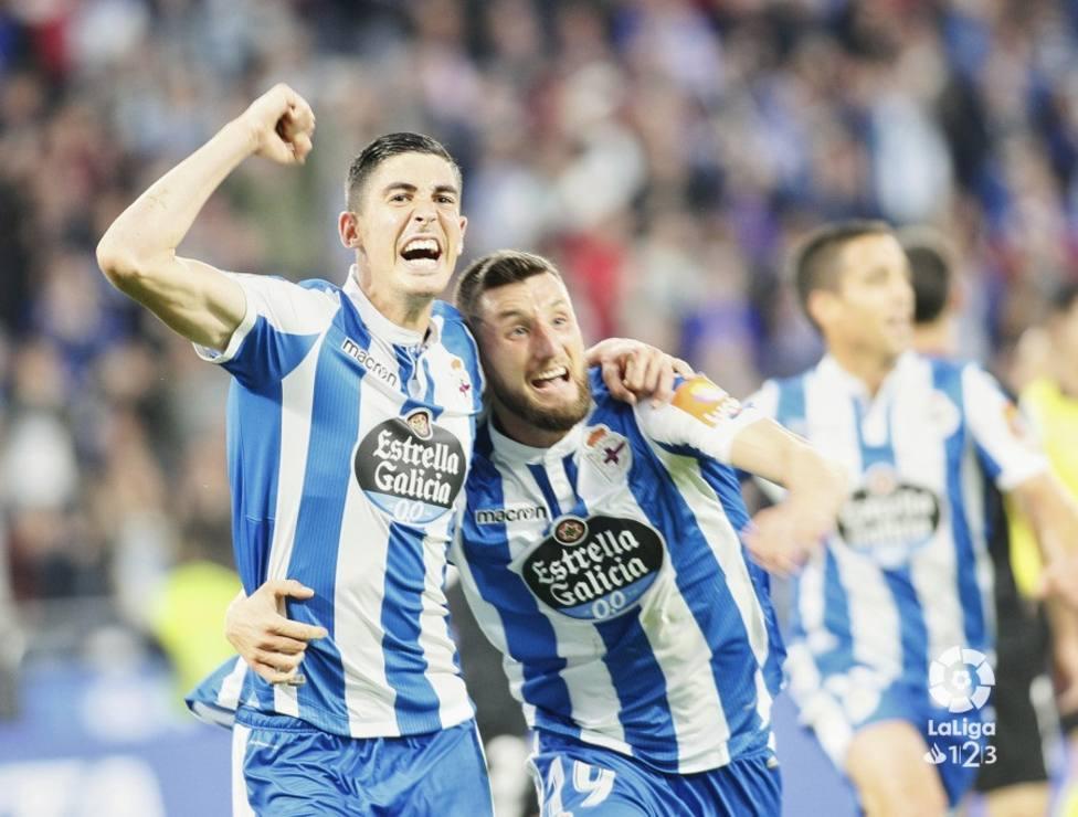 Crónica del Deportivo de La Coruña - Málaga, 4-2