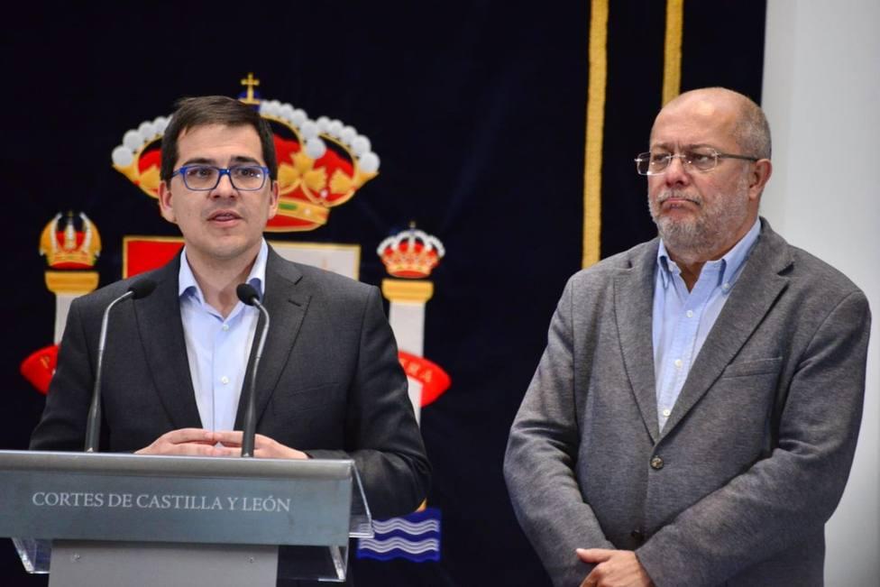 Ciudadanos dice que en principio su pacto con el PP le permitirá ostentar las alcaldías de Burgos y Palencia