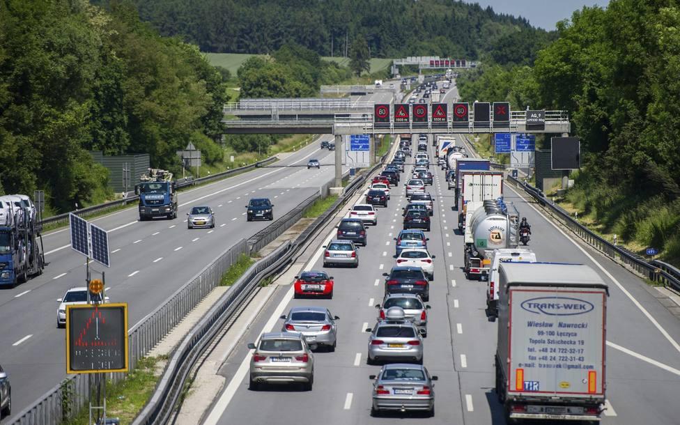 La Justicia tumba el peaje que Alemania quería imponer a los vehículos extranjeros