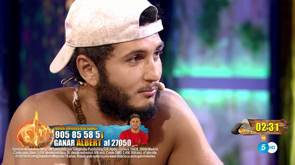 Omar Montes, el reguetonero de Carabanchel que ha ganado Supervivientes 2019