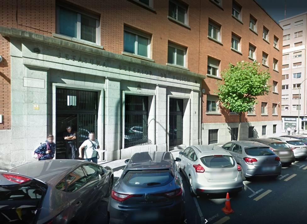 Jefatura de la Policía Nacional en Bilbao