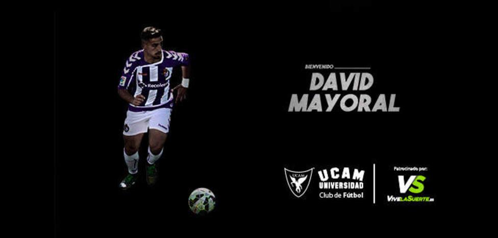 David Mayoral regresa a la disciplina de UCAM Murcia CF