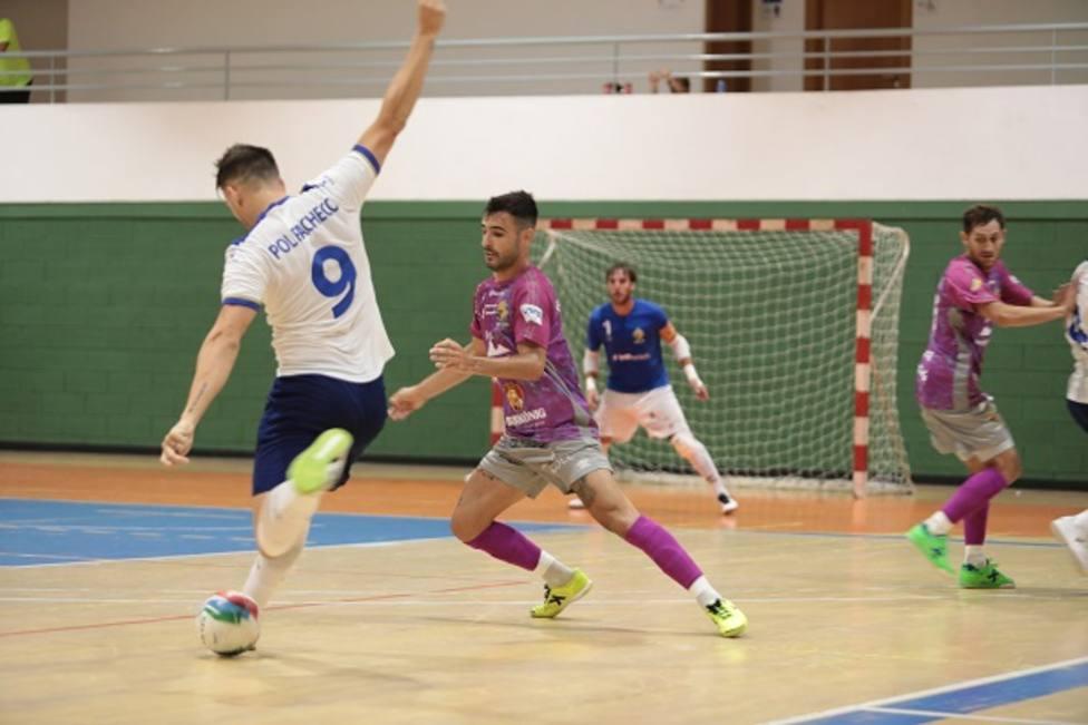 Derrota de ElPozo Murcia FS ante Palma en la final del Torneo Mecup Menorca (1-0)