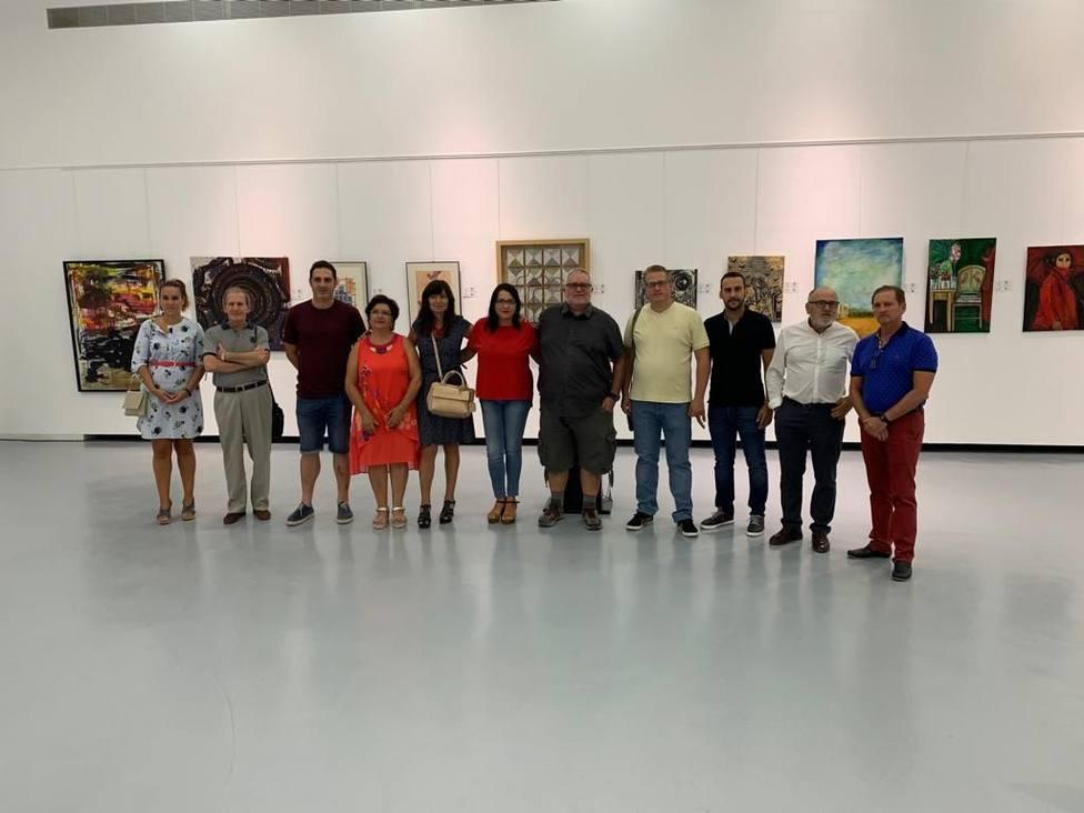 El Auditorio acoge la exposición colectiva Artstories del Club de Arte ToArtists