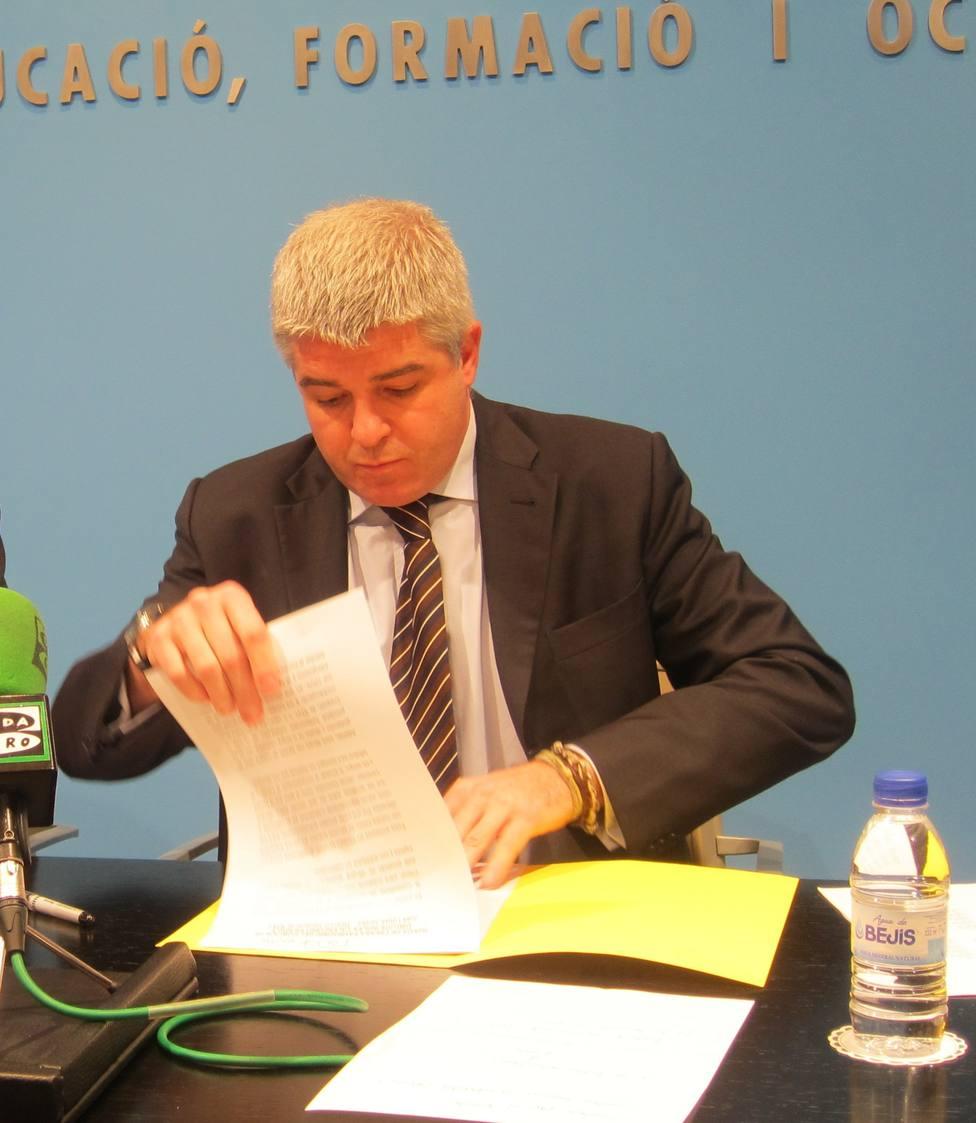 Abogacía de la Generalitat pide 7 años para López Jaraba por presuntas irregularidades en contratos de RTVV