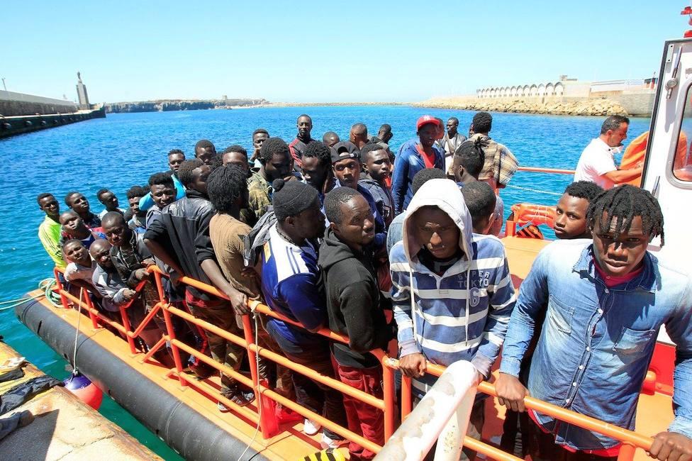En el mundo hay ya 272 millones de inmigrantes, el 3,5% de la población