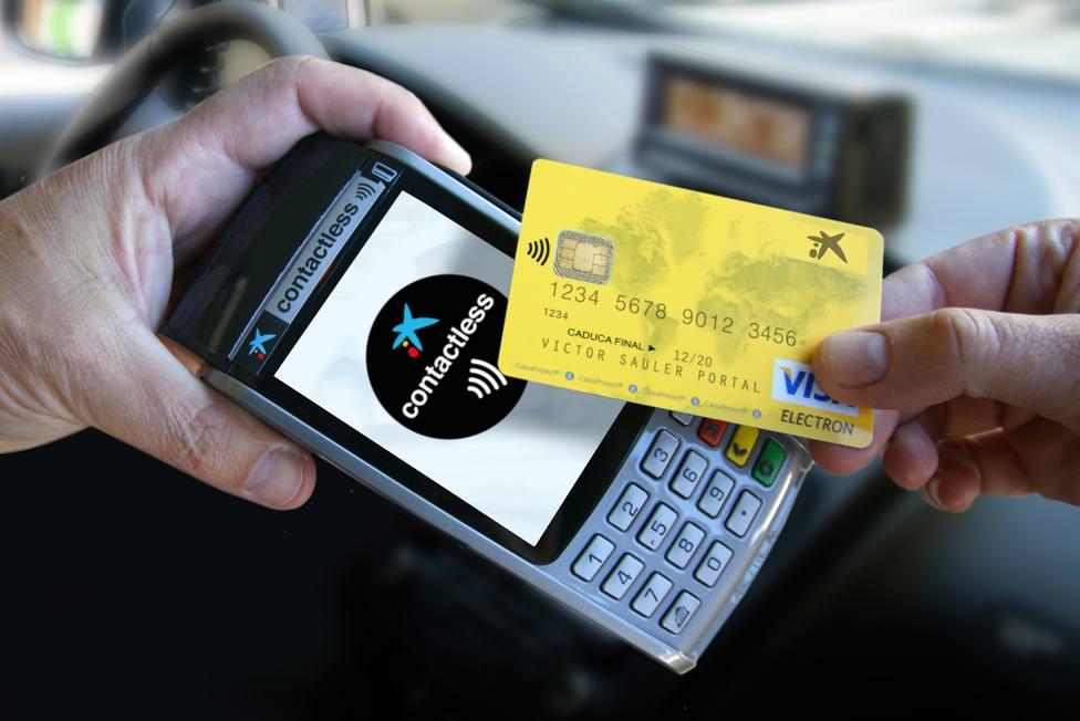 El pago contactless crece 12 puntos en un año, hasta el 55%