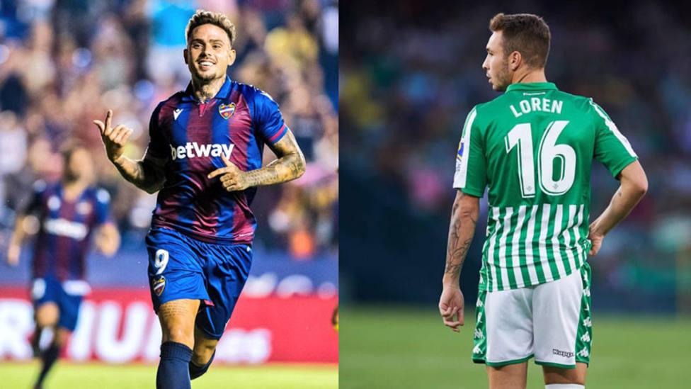 El Barcelona ha contactado con Loren y con Roger Martí para reforzar su delantera