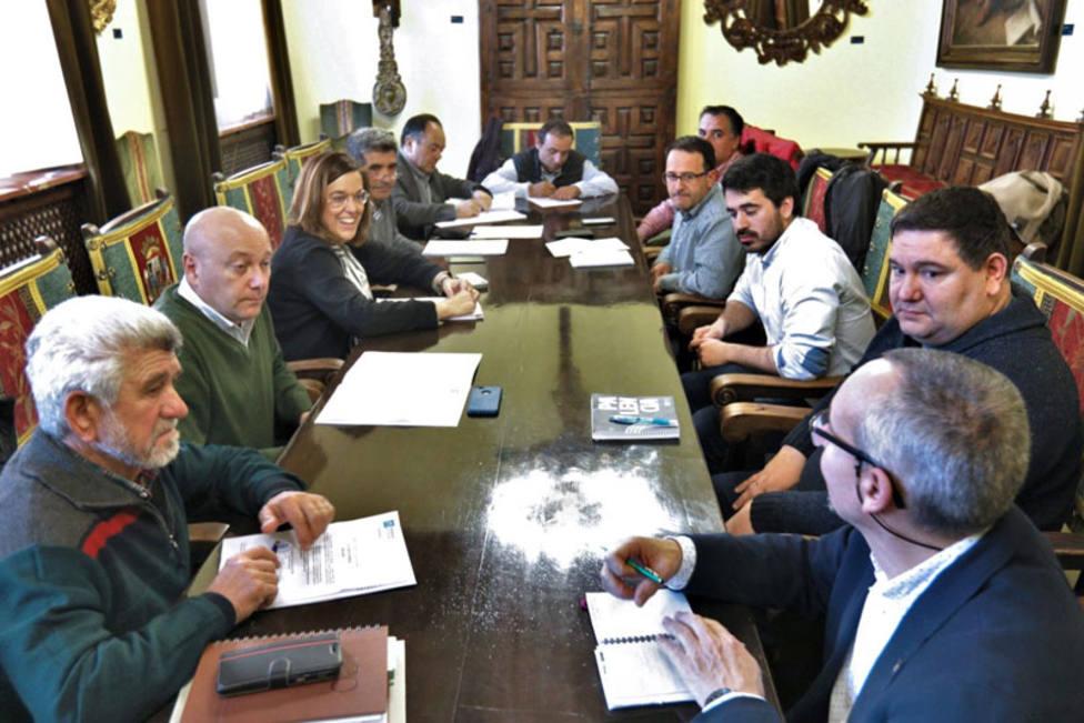 La Diputación escucha las propuestas de las OPAS en su reunión del Consejo Agrario Provincial