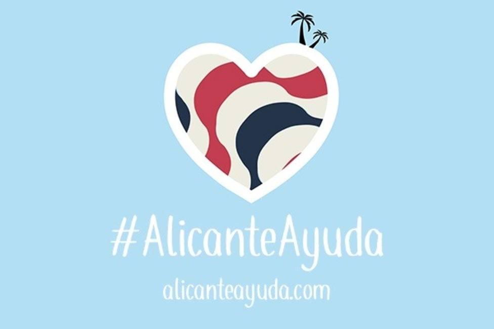 Campaña #AlicanteAyuda de Alroa