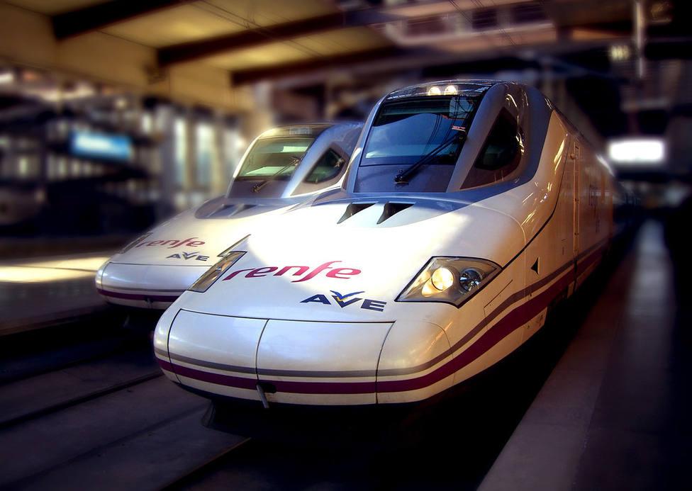 Vuelve la línea de AVE Huesca-Madrid