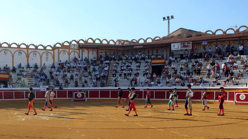 La plaza de toros de Añover de Tajo acogerá el 26 de septiembre una novillada mixta