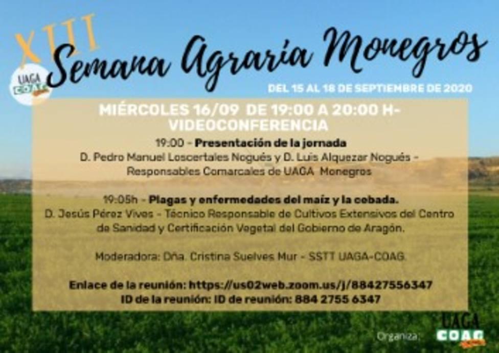 XIII Semana Agraria Monegros