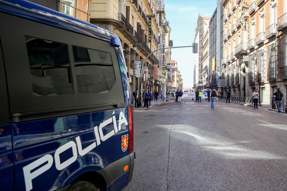 La Policía desarticula una red que convierte a España en el primer suministrador de marihuana a Europa