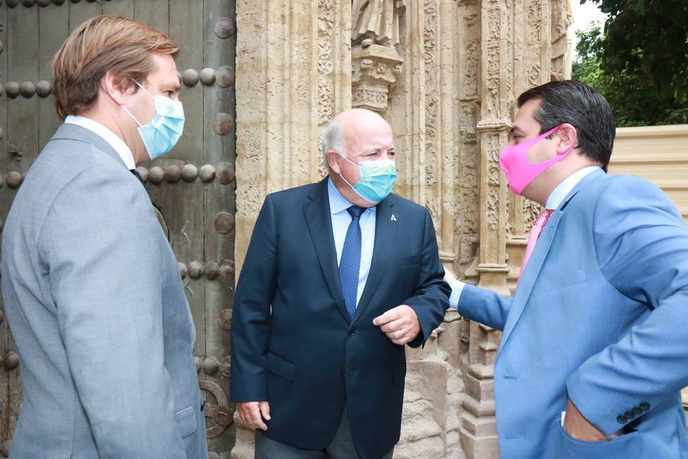 La Junta de Andalucía inyectará en Córdoba 400 millones de euros para reactivar la economía y el empleo
