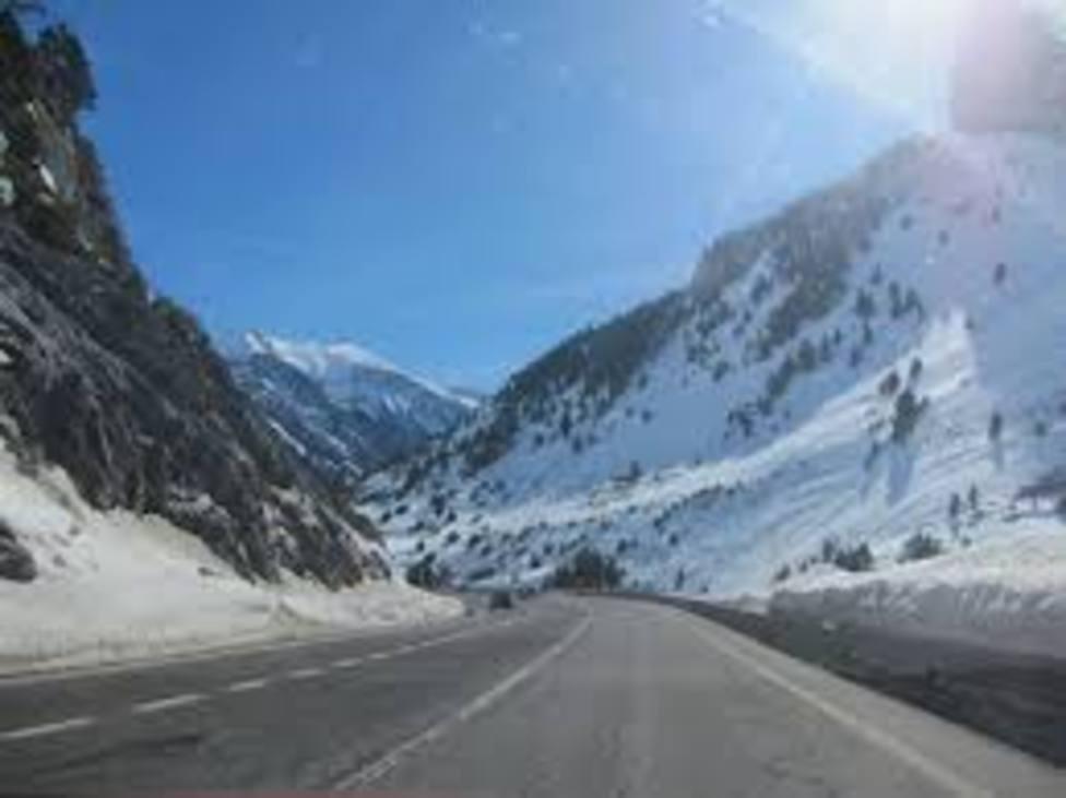 Carreteras de Huesca