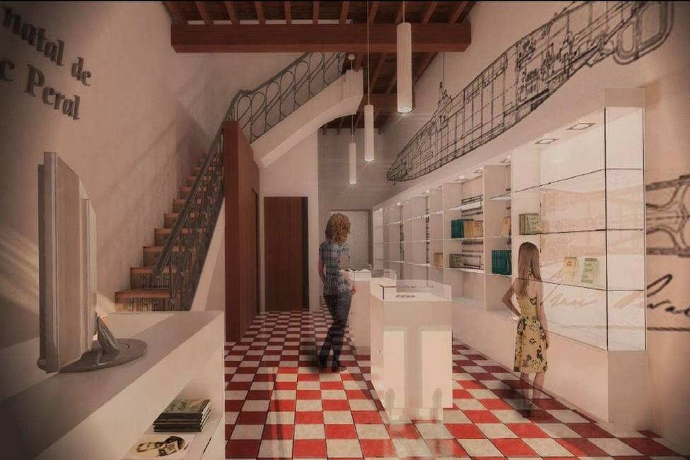 Sale a licitación la rehabilitación de la Casa Natal de Isaac Peral de Cartagena