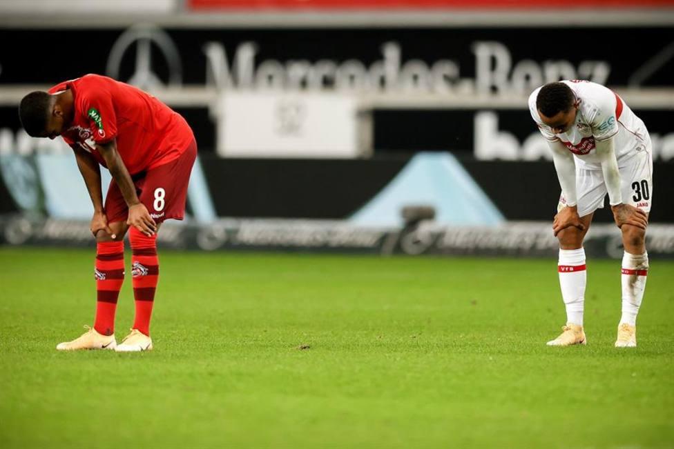 El Colonia suma un empate que le sabe a poco ante el Stuttgart