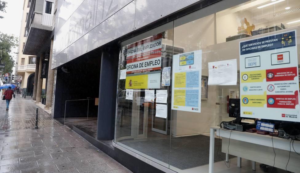 España registra el peor dato de desempleo en un trimestre desde 2012: 355.000 parados más
