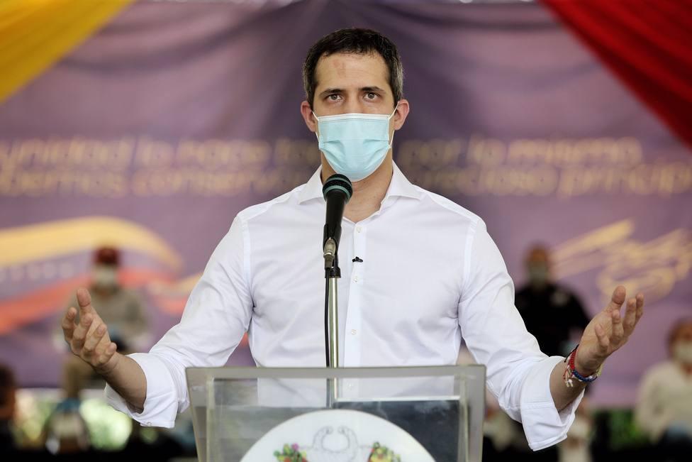 Guaidó agradece a Sánchez que reciba a Leopoldo López y su apoyo a la causa democrática venezolana