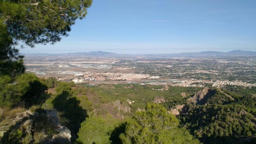 Vista de El Palmar