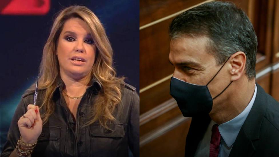 Carmen Porter, indignada tras conocer este dato de Pedro Sánchez: Flipante