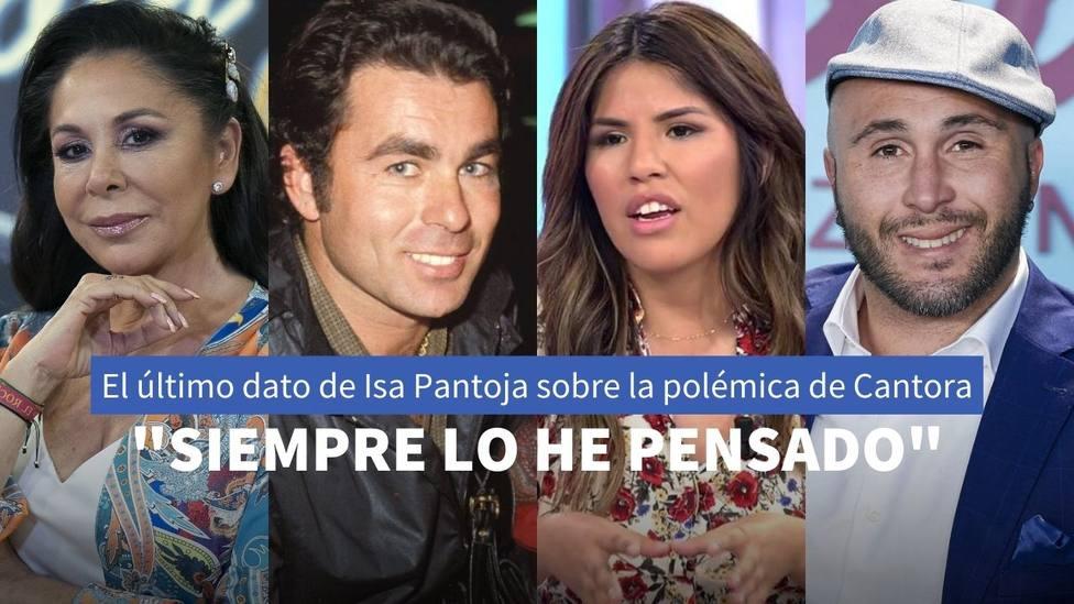 El nuevo detalle de Isa Pantoja sobre Paquirri que puede estar detrás del misterio de su habitación en Cantora