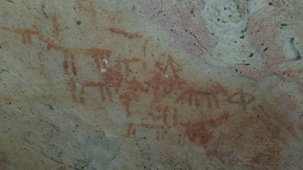 ¿Sabías que más de 250 cuevas de la provincia de Cádiz contienen pinturas rupestres?