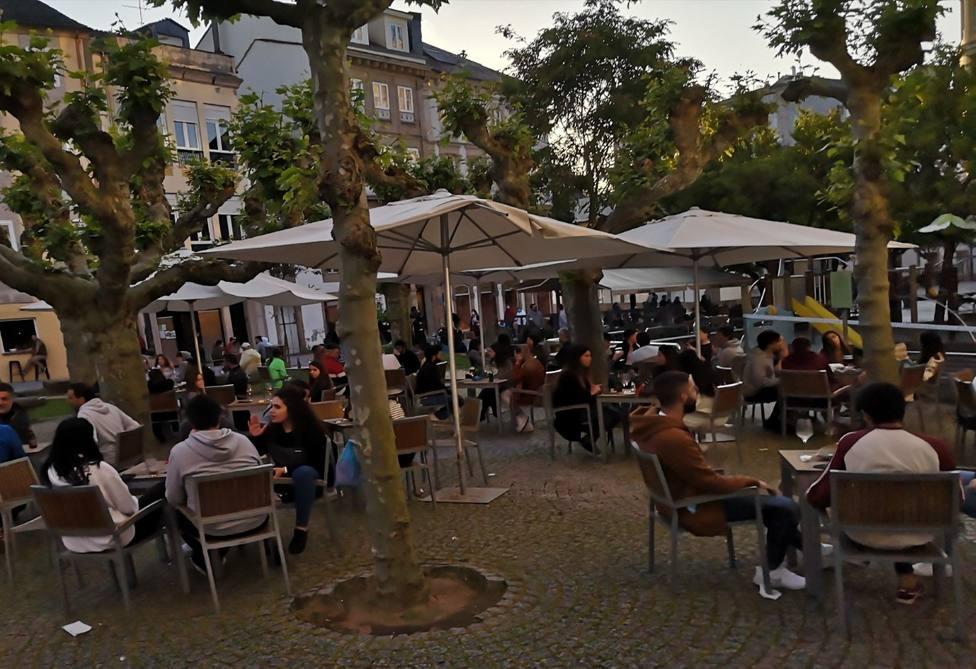 El comité clínico rebaja las restricciones en Lugo