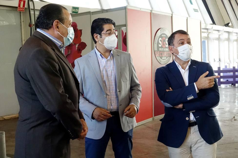Pedro Martín Blas Trujillo coronavirus Tenerife