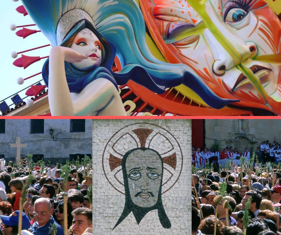 Las dos fiestas locales de la capital serán el 15 de abril por Santa Faz y el 23 de junio por las Hogueras