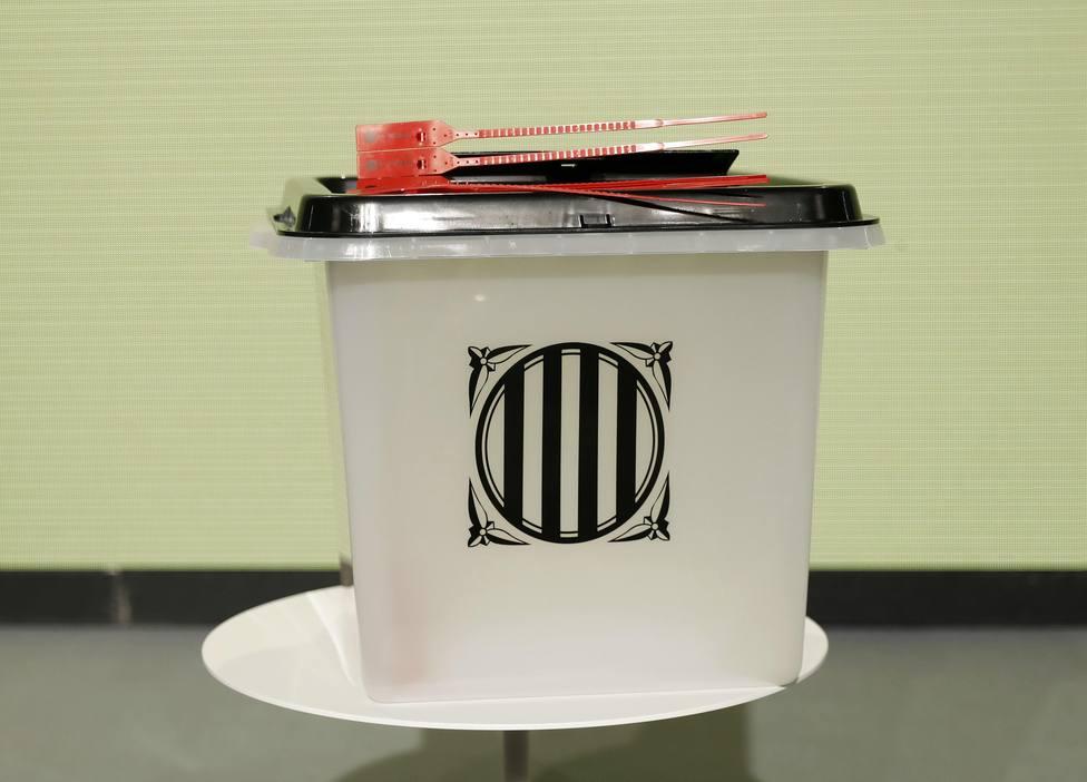 Pagan 250 euros por la urna del 1-0 donada por Meritxell Budó en una subasta